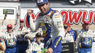 Chase Elliott wins NASCAR Cup race at Watkins Glen again
