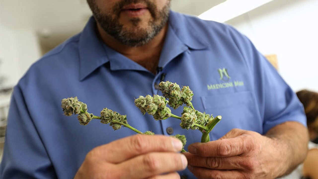 Medical marijuana in OH could change federal law