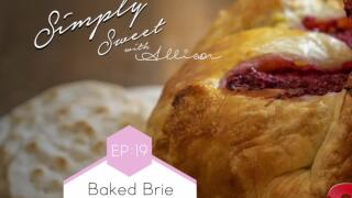 How to make Baked Brie with Bakersfield Mayor Karen Goh