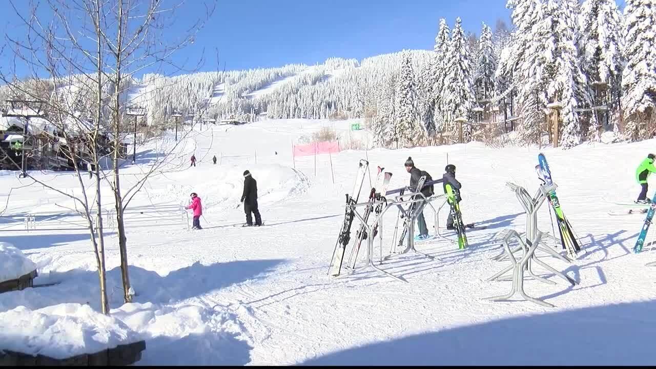 Whitefish Mountain Resort Skiing