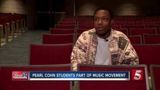 Pearl Cohn Students Part Of Music Movement