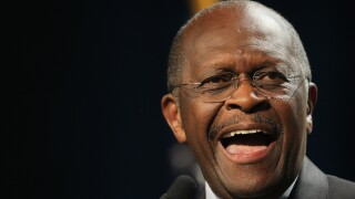 Herman Cain receiving oxygen, recovering from Covid-19 in hospital