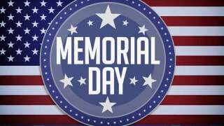 Area Memorial Day events