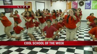 Big Budah visits Cool School of the Week Mana Academy