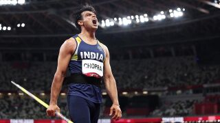Chopra ends India's long wait for glory with javelin gold