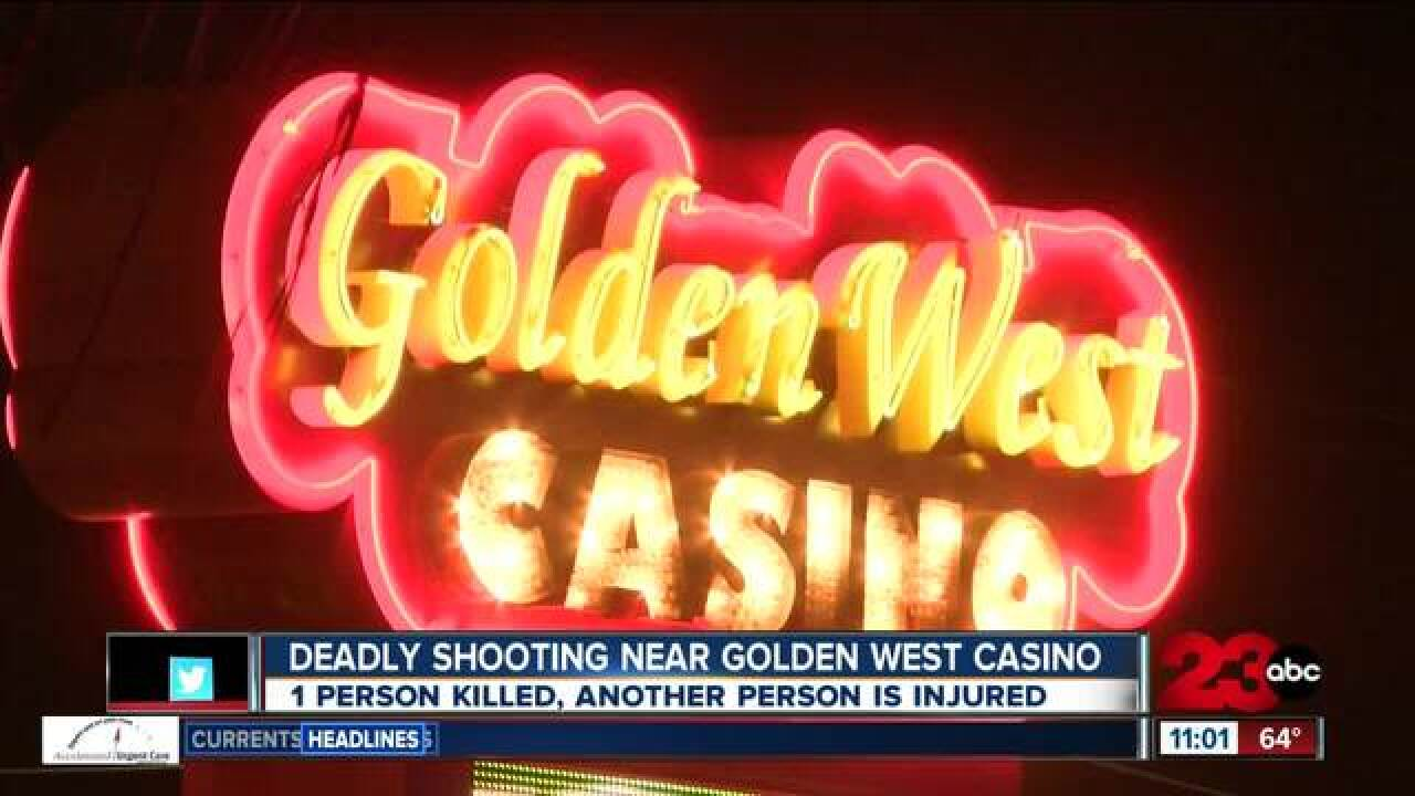 Multiple people shot at Golden West Casino