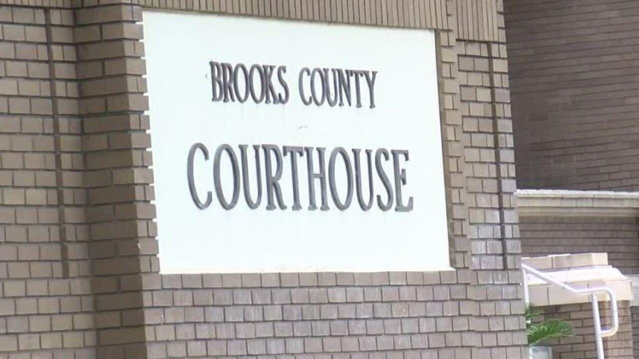 Brooks Co. arresting COVID-19 isolation violators