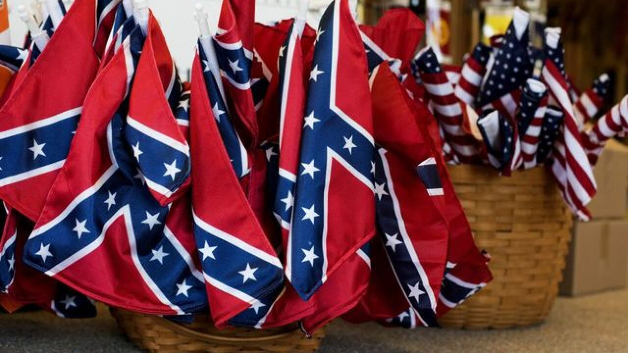House GOP blocks legislation to ban Confederate flag from Capitol