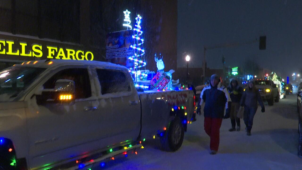 Helena Parade of Lights provides colorful kickoff for holiday season