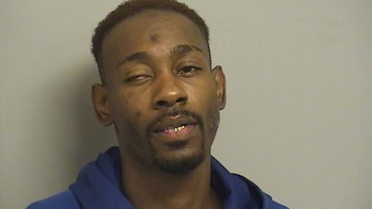 Police arrest man for attempted robbery and shooting