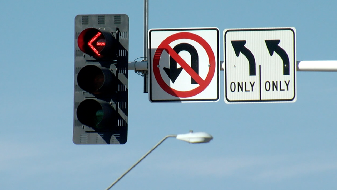 Traffic light generic
