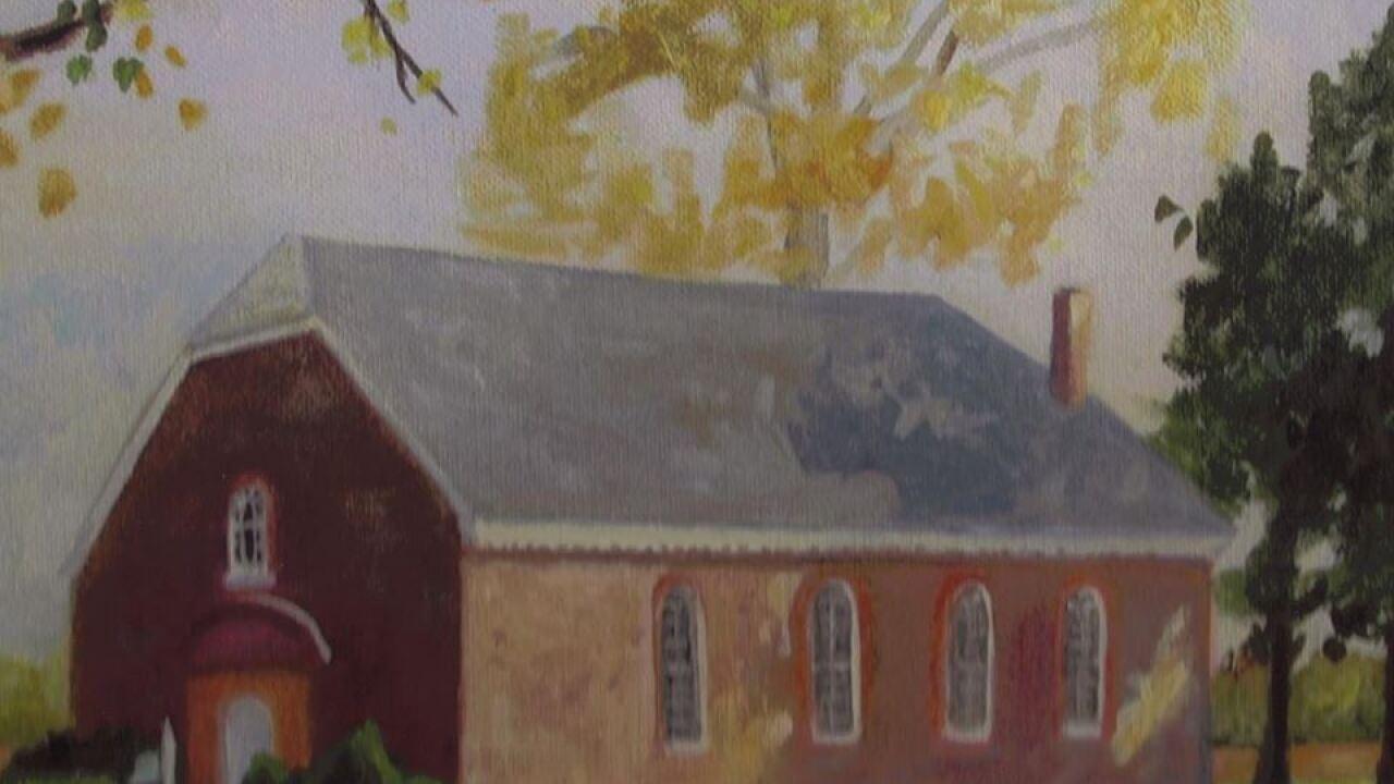 Westover Church Autumn Pilgrimage HouseTour