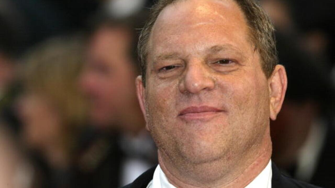 Judge threatens to revoke Harvey Weinstein's bail if he continues to use his phone in court