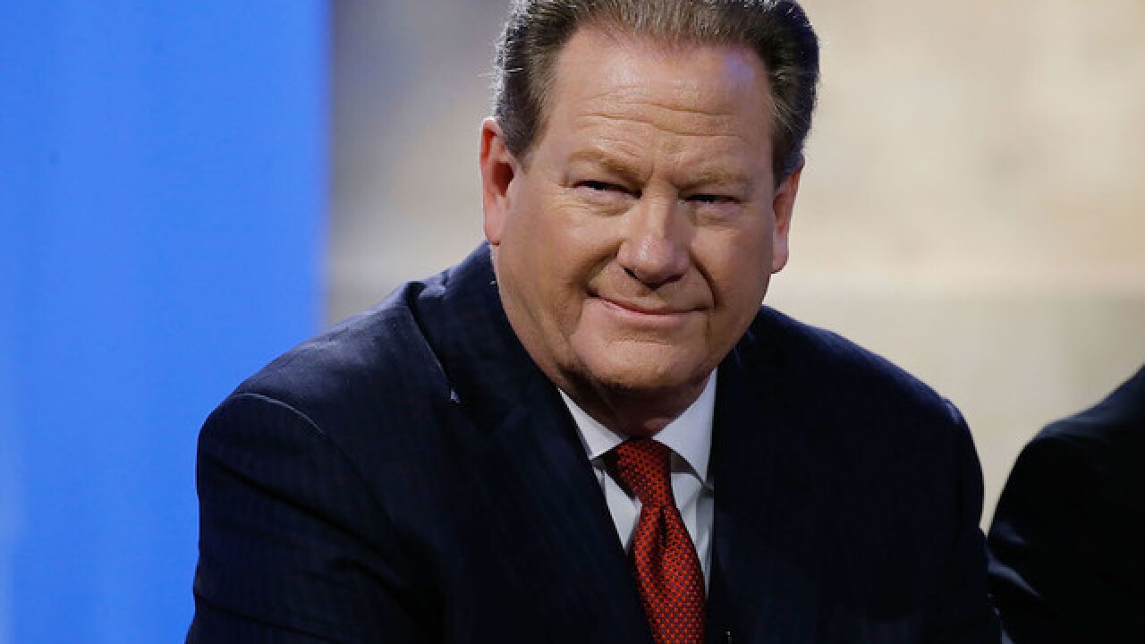Ed Schultz, veteran broadcaster, dies at 64