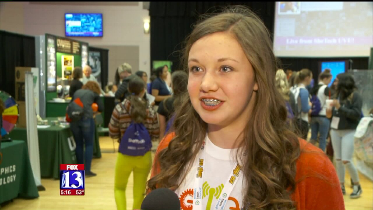 High school conference aims to change demographics of techworkforce