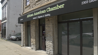 African American Chamber New Headquarters