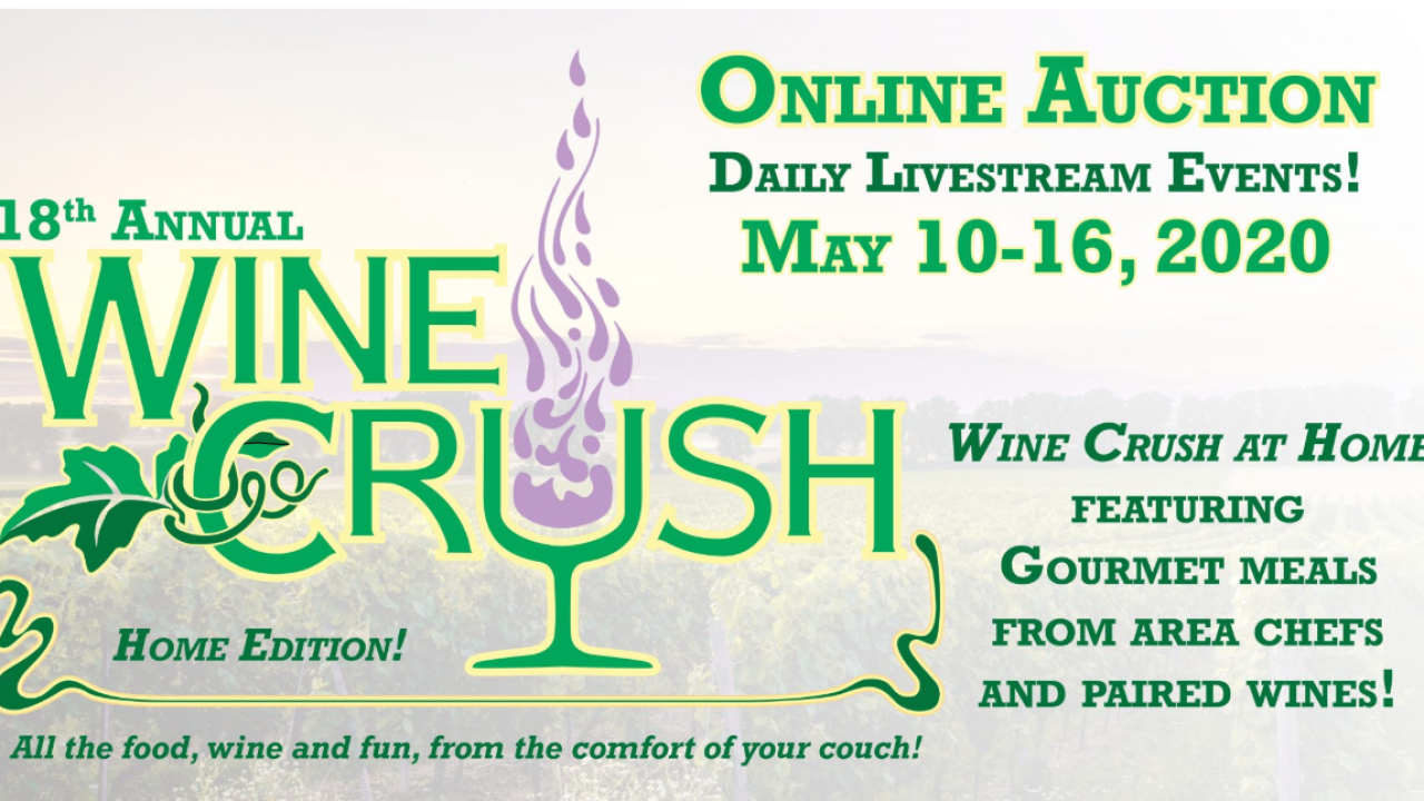 18th annual Wine Crush
