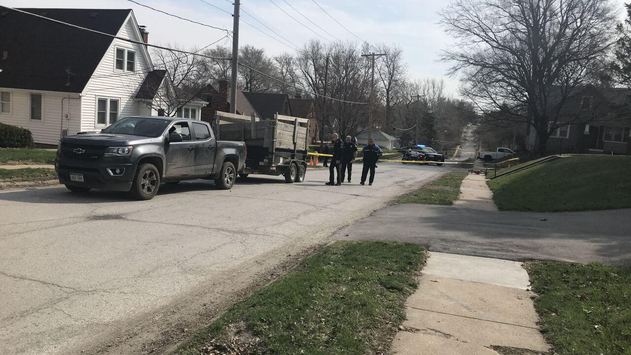 Benson child on bike hit by truck pulling trailer