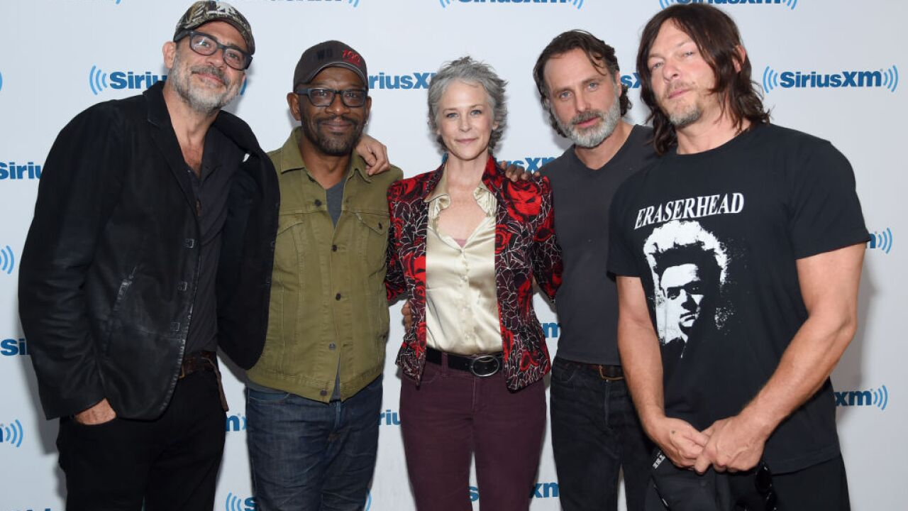 'The Walking Dead' to film spin-off show in Virginia