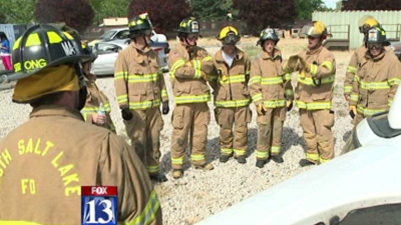 Community leaders get trained in Fire Ops 101