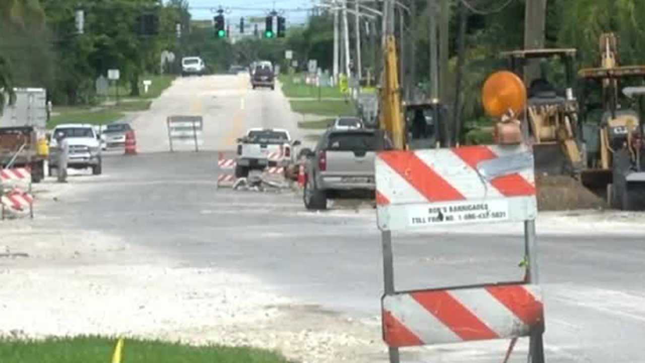 Next phase in NE 2nd Ave. project begins in Delray Beach