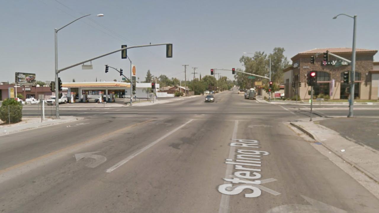 Sterling Road crash