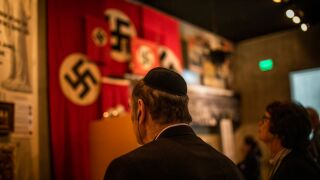 Photos: International Holocaust Remembrance Day commemorated with visits to historical sites, memorials