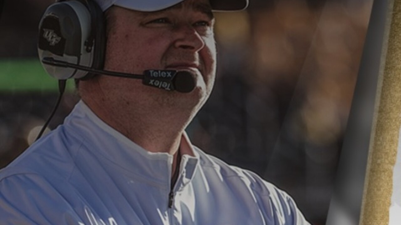 UCF hires Heupel as new football head coach
