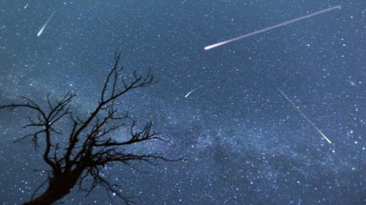 How To Watch The Perseid Meteor Shower This Month