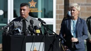 Rust shooting Alec Baldwin DA sheriff Santa Fe