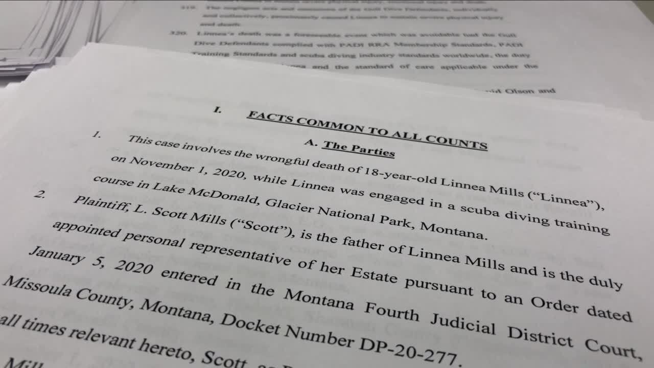 Linnea Mills Lawsuit