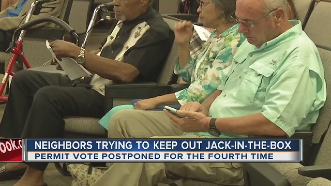 North Las Vegas Neighbors Keep Fighting To Stop 24 Hour Jack In The Box