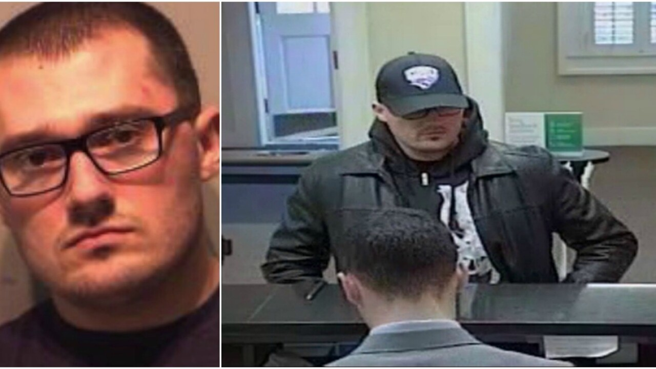 'Soul Patch Bandit' found dead in jail cell; suicidesuspected