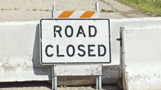 Highway 101 nighttime closures and road work