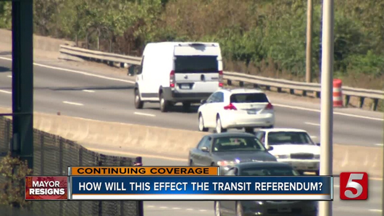 New Mayor: What's Next For Nashville Transit Plan