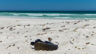 World's oldest message in a bottle found 132 years later in Australia