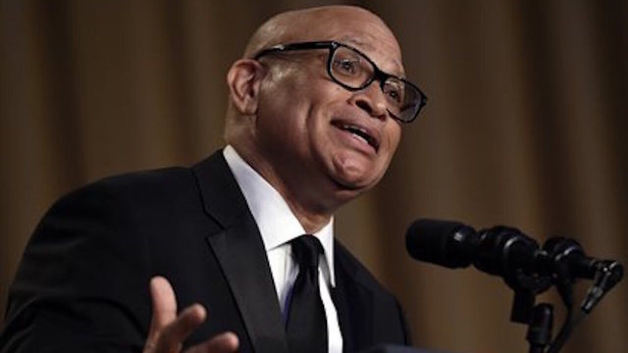 Wilmore addresses use of N-word at WHCA dinner