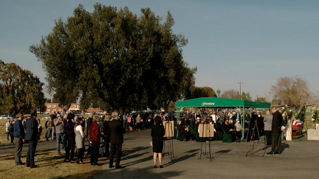 John Hefner Funeral