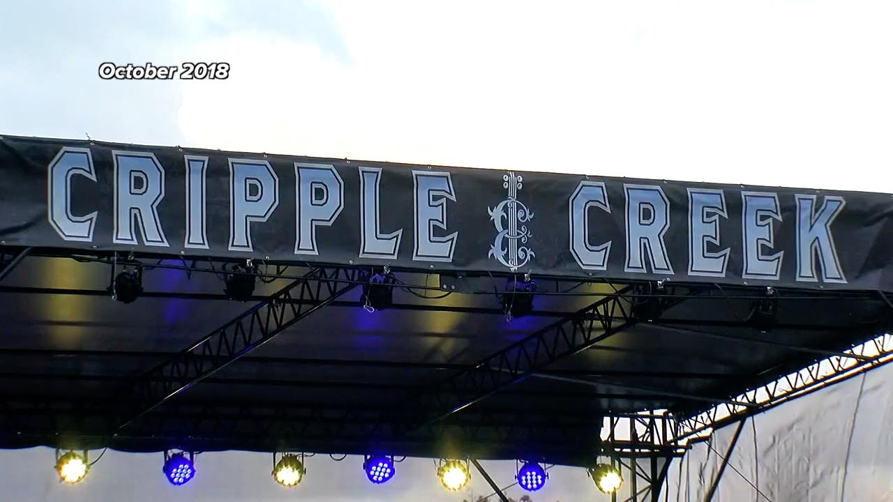 Cripple Creek Music Festival