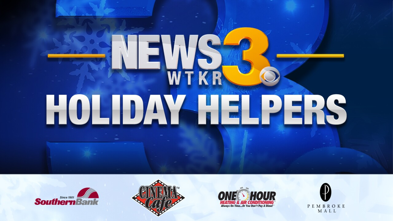 Give back to local children in need this season through HolidayHelpers