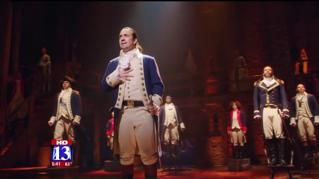 Utah students will see 'Hamilton' despite objections to the Broadway show's maturethemes