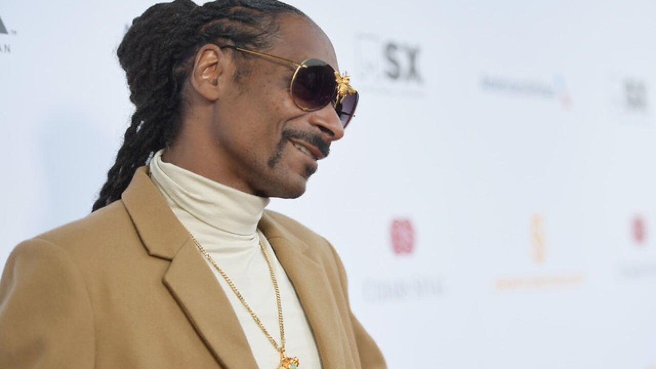 Bow-wow: Snoop Dogg musical coming to Cleveland