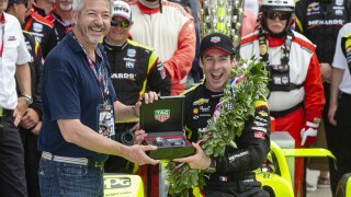 TAG Heuer Celebrates 15th Year As Official Timekeeper Of Indianapolis 500