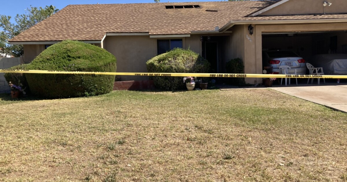 Woman found dead after house fire near 64th Street and Greenway Parkway