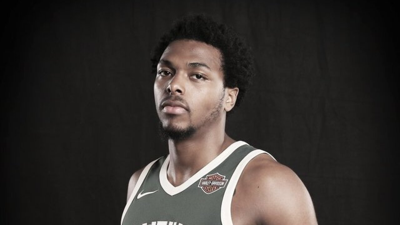 MPD officer involved in controversial arrest of Bucks' Sterling Brown fired