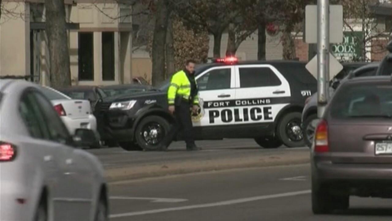 Standoff at Fort Collins Kmart ends with arrest