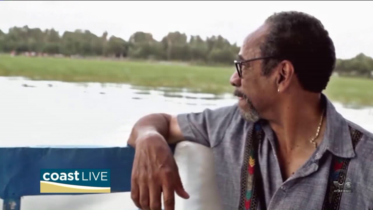 Tim Reid on his travels to Ethiopia and ongoing film efforts on Coast Live