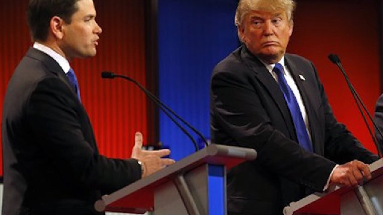 Live Updates: Florida CNN debate