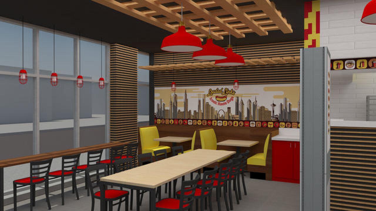 New hot dog restaurant, Loaded Links, opens