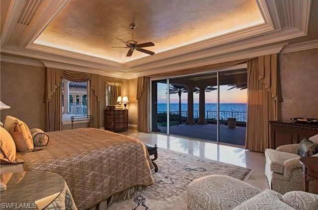 Pricey home: 18,172-square-foot beachfront Naples home on market for $58,000,000